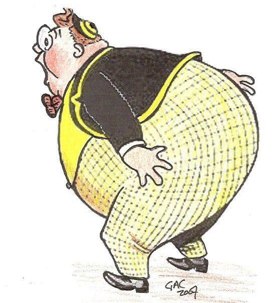 Billy Bunter remains a much-loved character, despite acting selfishly and foolishly