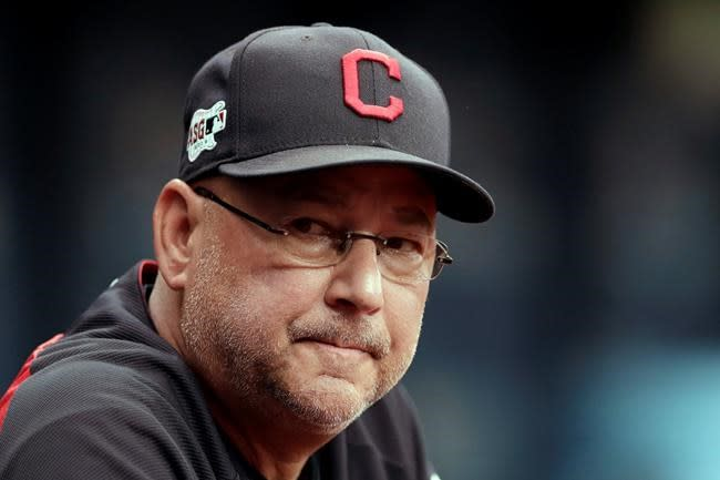 Indians expect manager Terry Francona back for 2021 season