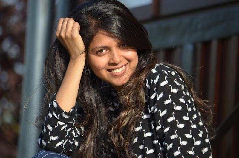 Blogger Shammi Haque fled Bangladesh when she was just 21 following relentless death threats.