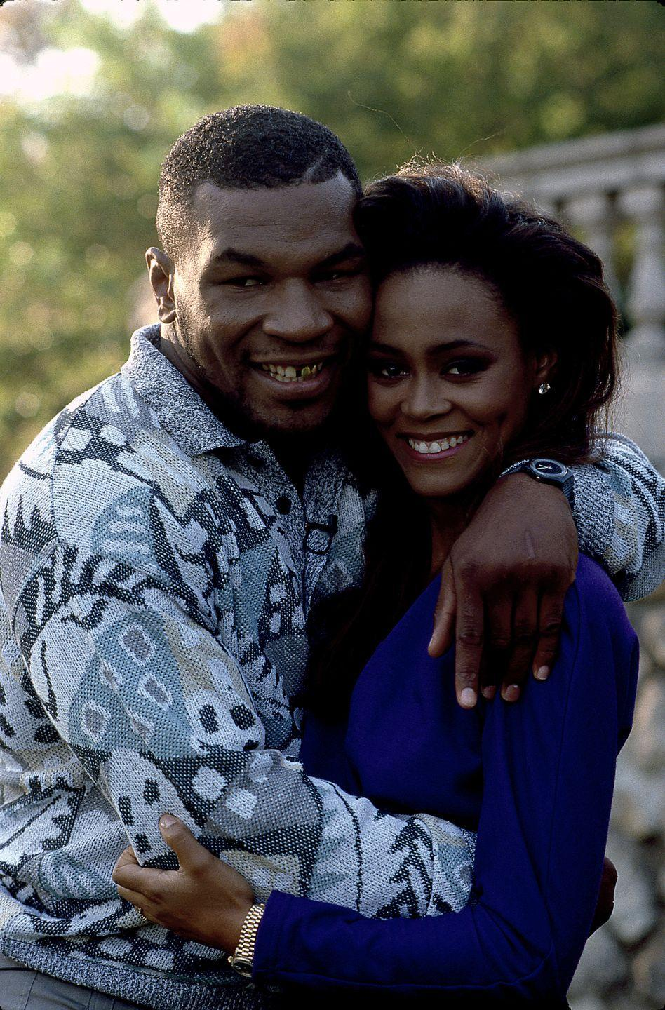 """<p><strong>Settlement: </strong><a href=""""http://www.complex.com/sports/2012/02/the-most-expensive-divorces-in-sports-history/4"""" rel=""""nofollow noopener"""" target=""""_blank"""" data-ylk=""""slk:$10 million"""" class=""""link rapid-noclick-resp"""">$10 million</a></p><p>After a short eight months, Given and Tyson ended their relationship. She reportedly received $10 million from the settlement, but could have gotten more according to this <a href=""""https://www.youtube.com/watch?v=_Gc3rAaw6hs"""" rel=""""nofollow noopener"""" target=""""_blank"""" data-ylk=""""slk:news clip"""" class=""""link rapid-noclick-resp"""">news clip</a>. Givens said she didn't <a href=""""http://www.complex.com/sports/2012/02/the-most-expensive-divorces-in-sports-history/4"""" rel=""""nofollow noopener"""" target=""""_blank"""" data-ylk=""""slk:marry Tyson for the money"""" class=""""link rapid-noclick-resp"""">marry Tyson for the money</a>.</p>"""