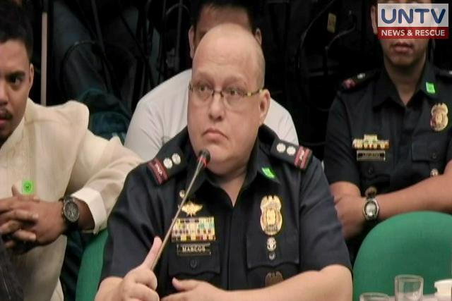 FILE PHOTO: Supt. Marvin Marcos