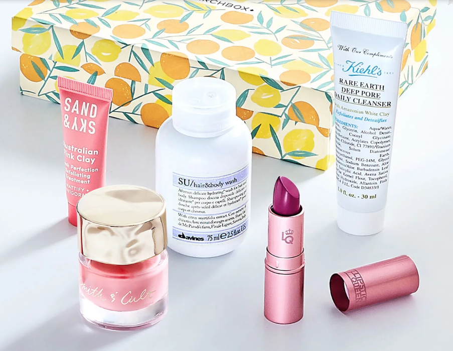 """<p>birchbox.com</p><p><a href=""""https://go.redirectingat.com?id=74968X1596630&url=https%3A%2F%2Fwww.birchbox.com%2Fsubscribe%2Fwomen&sref=https%3A%2F%2Fwww.redbookmag.com%2Flife%2Fg34730157%2Fbest-subscription-boxes%2F"""" rel=""""nofollow noopener"""" target=""""_blank"""" data-ylk=""""slk:Shop Now"""" class=""""link rapid-noclick-resp"""">Shop Now</a></p><p>It's hard to know where to start with makeup and skincare, and experimenting can be expensive. That's where Birchbox comes in. Subscribers enter their preferences (skin type, hair concerns, etc.), and Birchbox sends them five mini products from top brands each month, so subscribers can discover new favorites all the time.</p><p><em>Starting from $13/month.</em></p>"""