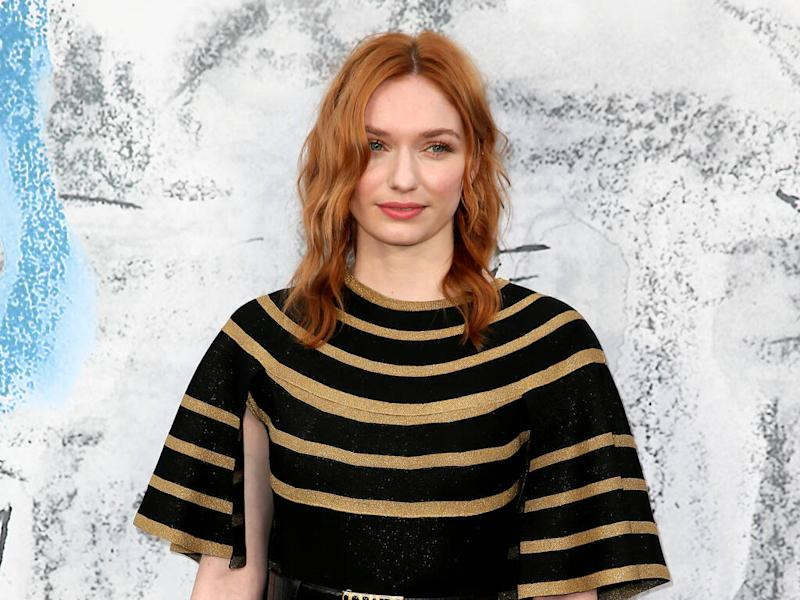 Eleanor Tomlinson lost out on Peaky Blinders role because she couldn't nail accent