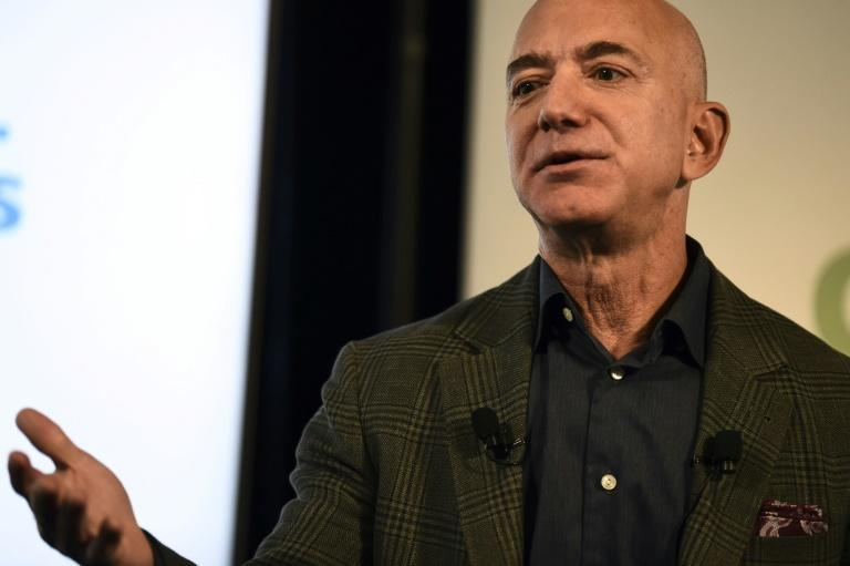 Amazon founder and CEO Jeff Bezos said he supports higher corporate taxes to help fund infrastructure improvements