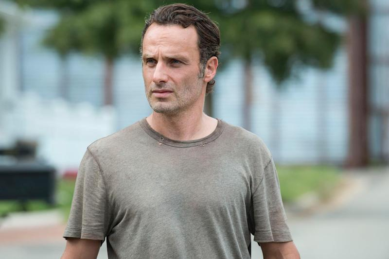 The Walking Dead' Season 5 Finale: Andrew Lincoln Talks Morgan
