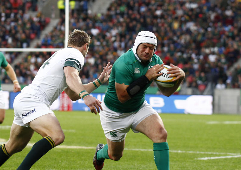 Rugby Union - Best could be yet to come for Irish skipper