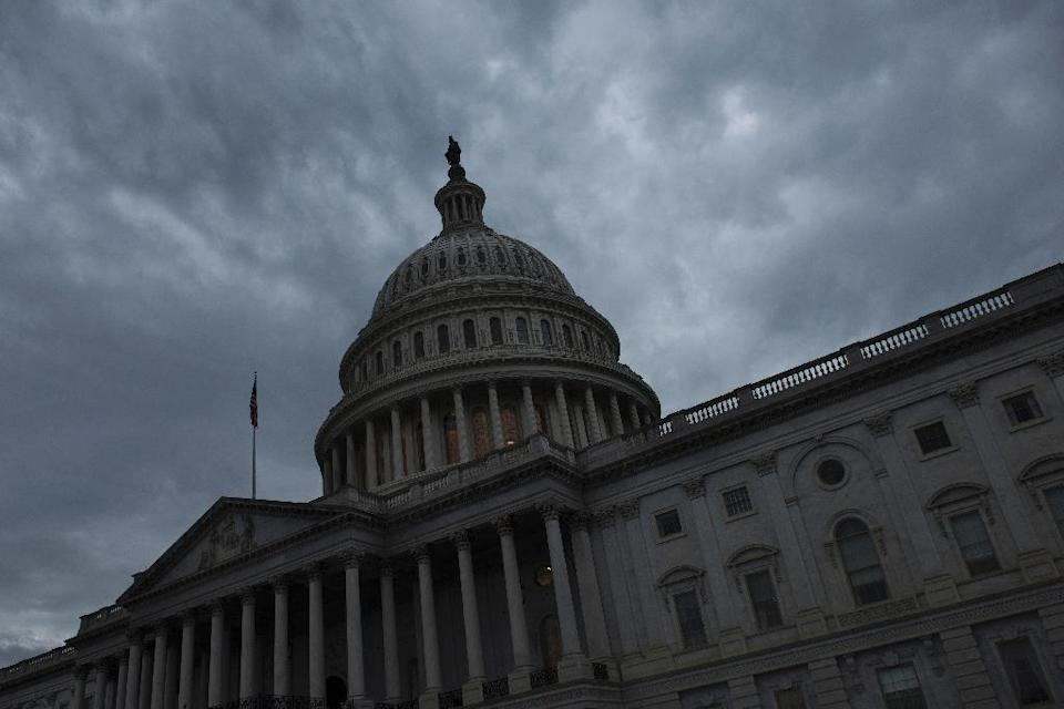 Lawmakers are holding hearings on whether the congressional authorization on the use of military force, adopted 16 years ago after the 2011 attacks, is in need of a revamp (AFP Photo/Brendan Smialowski)