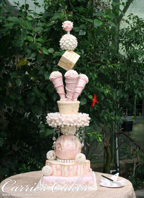over the top wedding cakes 16 ridiculously the top wedding cakes 18098