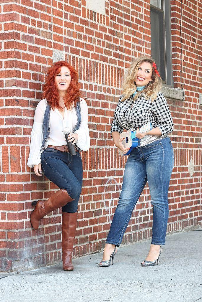 """<p>Country fans, grab a friend and get ready to embody two of the genre's most beloved performers, Dolly Parton and Reba McEntire. Bonus points if you've got a costume microphone or ukulele to bring along. </p><p><strong>Get the tutorial at <a href=""""http://livingaftermidnite.com/2015/10/3-halloween-costumes-for-you-and-your-bestie.html"""" rel=""""nofollow noopener"""" target=""""_blank"""" data-ylk=""""slk:Living After Midnite"""" class=""""link rapid-noclick-resp"""">Living After Midnite</a>.</strong></p><p><a class=""""link rapid-noclick-resp"""" href=""""https://go.redirectingat.com?id=74968X1596630&url=https%3A%2F%2Fwww.walmart.com%2Fsearch%2F%3Fquery%3Dmicrophones&sref=https%3A%2F%2Fwww.thepioneerwoman.com%2Fholidays-celebrations%2Fg33925966%2Fwestern-halloween-costumes%2F"""" rel=""""nofollow noopener"""" target=""""_blank"""" data-ylk=""""slk:SHOP MICROPHONES"""">SHOP MICROPHONES</a></p>"""