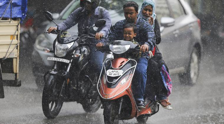Monsoon season officially ends, India records highest rainfall since 1994