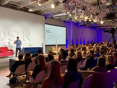 Tomer Tagrin, CEO & Co-founder of Yotpo unveils new product developments at Destination:D2C