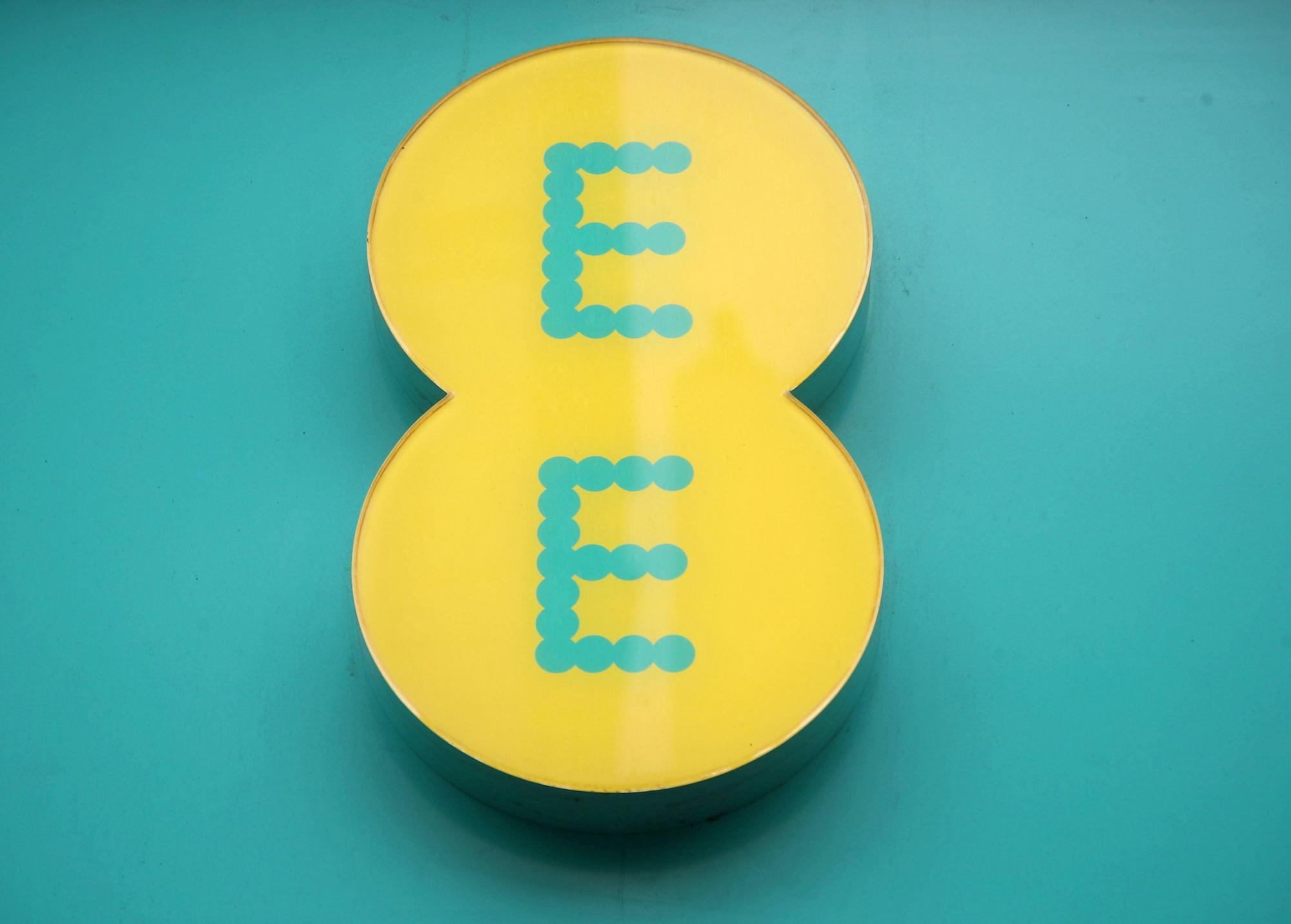 EE to remove mobile data charges for Euro 2020 final