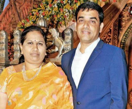 Producer Dil Raju's wife Anitha