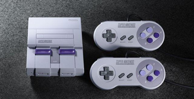 Nintendo reportedly to launch Bluetooth SNES controllers for the Switch