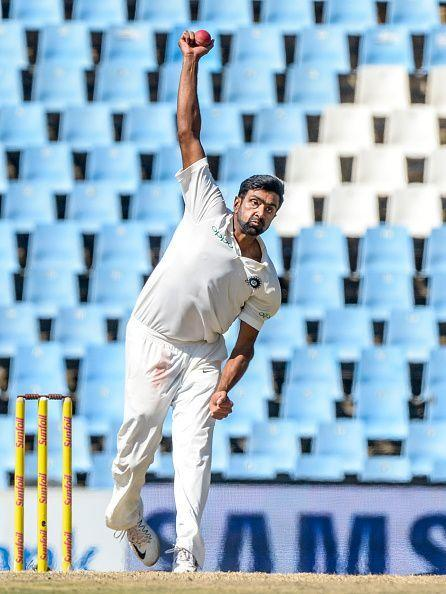 Ashwin has six 'man of series' awards in Test cricket, the most by an Indian