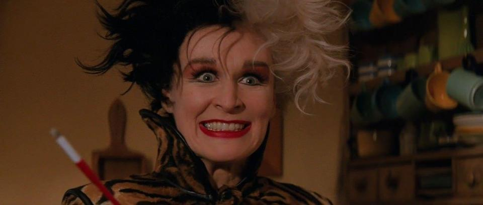 <p>A decade and a half before Disney started remaking every one of its animated hits in sight, the studio tried out a live-action version of 1961's <em>One Hundred and One Dalmations</em>. The fantastic casting of Glenn Close as the puppy-murdering Cruella de Vil made it a smash.</p>