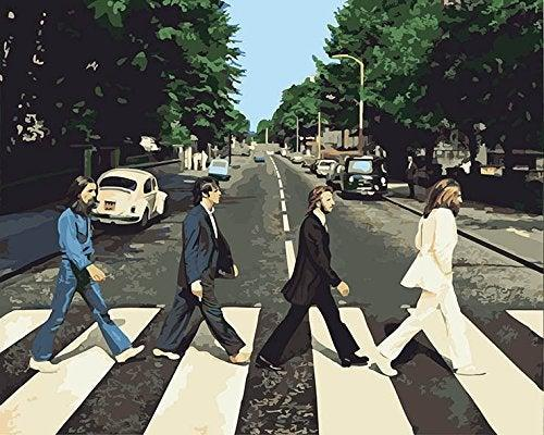 """<br><br><strong>CaptainCrafts</strong> Paint by Numbers 16 x 20, The Beatles Band (With Frame), $, available at <a href=""""https://amzn.to/2WVNK8U"""" rel=""""nofollow noopener"""" target=""""_blank"""" data-ylk=""""slk:Amazon"""" class=""""link rapid-noclick-resp"""">Amazon</a>"""