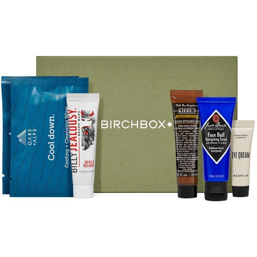 """<p>birchbox.com</p><p><a href=""""https://go.redirectingat.com?id=74968X1596630&url=https%3A%2F%2Fwww.birchbox.com%2Fsubscribe%2Fmen&sref=https%3A%2F%2Fwww.menshealth.com%2Fgrooming%2Fg36290394%2Fbest-shave-clubs%2F"""" rel=""""nofollow noopener"""" target=""""_blank"""" data-ylk=""""slk:BUY IT HERE"""" class=""""link rapid-noclick-resp"""">BUY IT HERE</a></p><p>Okay, this subscription service isn't specifically about shaving, but it's a great option for anyone into grooming, whether you're a beginner or an enthusiast. With a membership, you'll receive a monthly box packed with around five samples of various grooming products. You can't choose the samples that are included, but you can trust the expert curators at Birchbox. It's a great way to try products from top brands that you've heard of and some you haven't. When you use a sample you love, head to their site to order the full-size version. Before long, you'll have a complete grooming routine and more.</p>"""