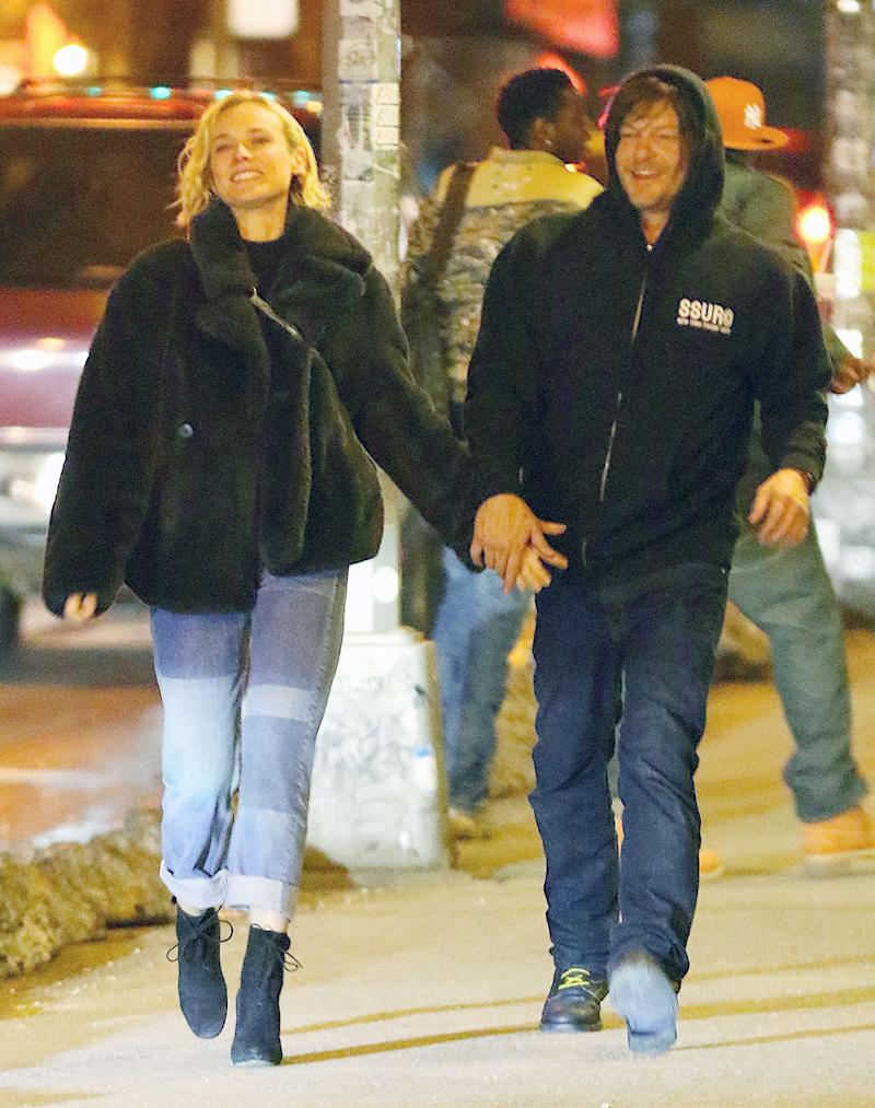 Norman reedus dating in Melbourne