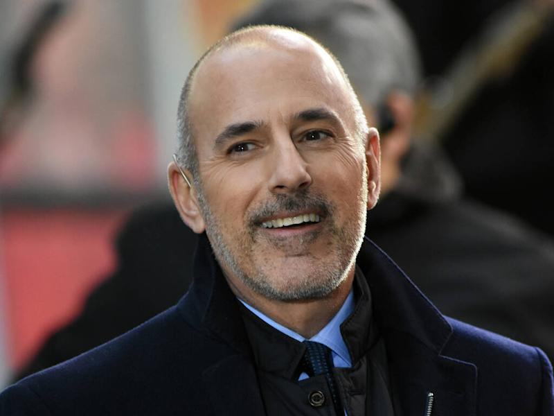 Today show anchors 'disturbed to the core' by Matt Lauer rape allegations