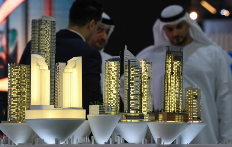 Despite its glittery towers and man-made islands, Dubai is stuck in a five-year property downturn