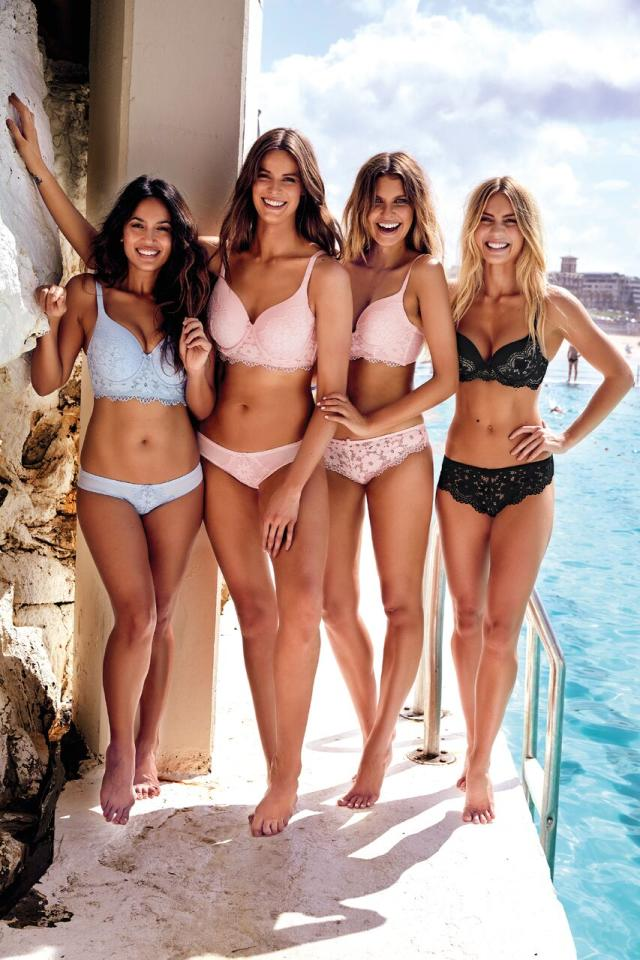 <p>The new 2.0 luxe range features a fresh new fashion colour pallete and gorgeous, elegant floral lace.<br />Source: Bras N Things </p>