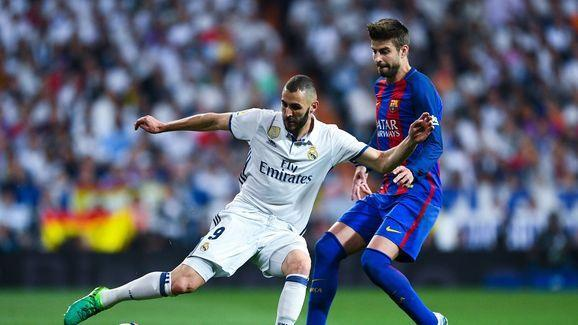 On the back of a vital 3-2 victory at the Bernabeu on Sunday evening, Barcelona host Osasuna at the Nou Camp in a bid to keep pace with Real Madrid in the title race. Lionel Messi's injury-time winner has put the Blaugrana level on points with Los Blancos, but top of La Liga on the head-to-head, however, their rivals do have a game in hand. For Luis Enrique's men, the task is now very simple, with no more European involvement, they simply must win every league game left if they are to remain...