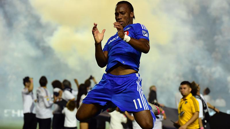 EXTRA TIME: Watch Drogba burst some Shaku Shaku, Gwara Gwara moves