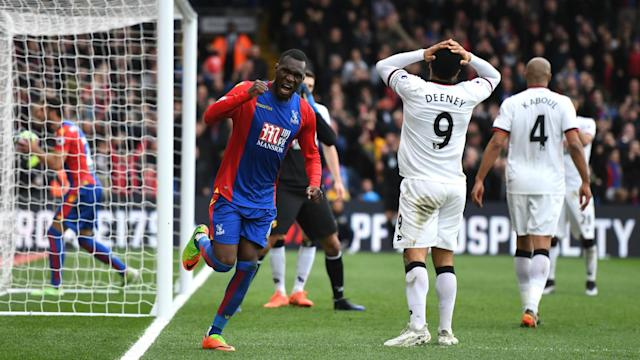Crystal Palace boss Sam Allardyce was pleased to see his side make it three wins in a row after a tense encounter with Watford.