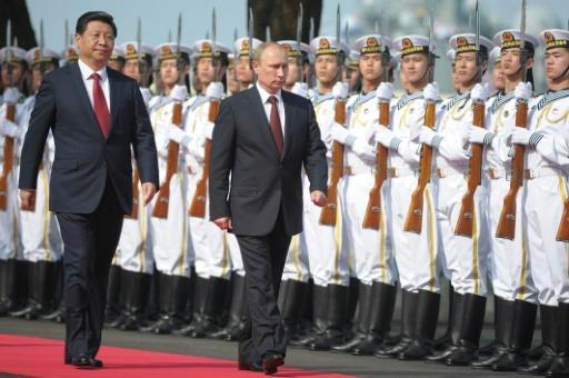 China, Russia to hold joint naval drills in Baltic Sea