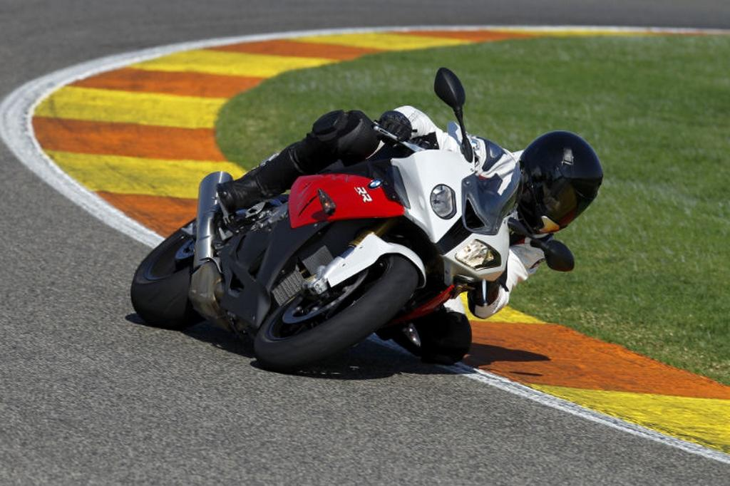 BMW's updated S1000RR gets electronically adjustable suspension and loses some weight too.