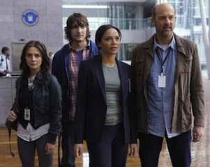 Ratings Update: Zero Hour Clocks In at Record Low for ABC, Community Drops Hard