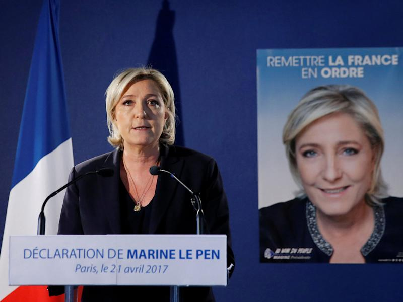 Of all the possible ouctomes, a victory for Marine Le Pen would be the worst: Reuters