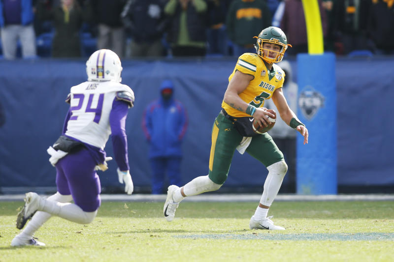 Why NDSU QB Trey Lance could be a good fit for Bears in 2021 NFL Draft