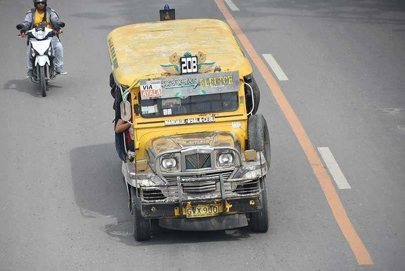 Mandaue prepares route plan for traditional jeeps