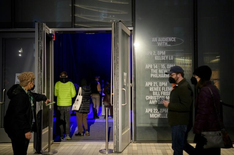 The Shed is a not-for-profit venue in the newly redeveloped Hudson Yards on the West Side