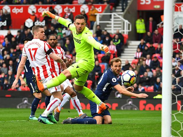 Premier League - live updates: Stoke vs Tottenham, Watford vs Burnley, Leicester vs Newcastle and more
