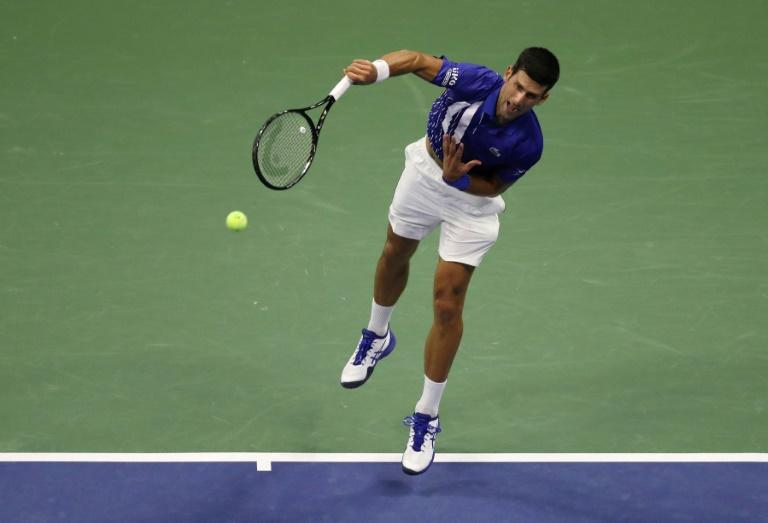 US Open 'bubble within a bubble' as stars embrace sound of silence