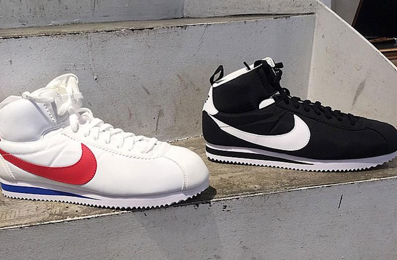 Nike Turned the Cortez Into a High Top