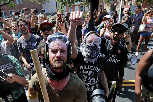 What Is Antifa? Anti-Fascist Protesters Draw Attention After Charlottesville