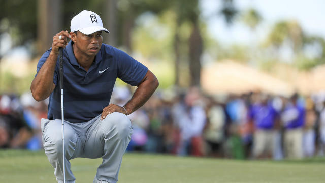 On Saturday, Tiger Woods was mere inches from a 'stupid good' round. In total, it was a 1-under 69 full of reasons to be optimistic.