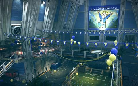 <span>Fallout 76 is released on 14 November for PS4, Xbox One and PC</span>