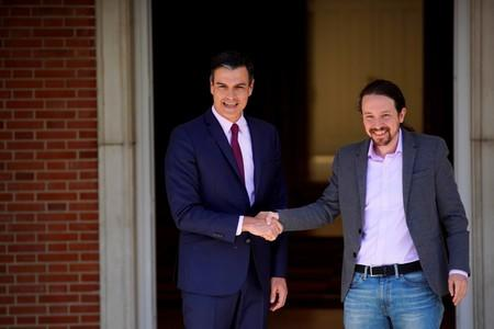 Spain's Podemos accepts key condition for coalition deal with Socialists
