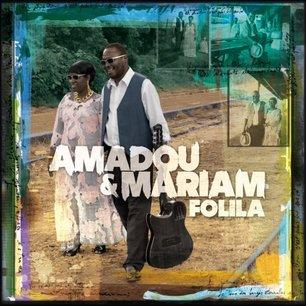 "<p><b>49. Amadou and Mariam, 'Folila'</b><br> In a sort of reverse <a target=""_blank"" href=""http://www.rollingstone.com/music/albumreviews/graceland-19970121""><em>Graceland</em></a>, these African stars jump-started their pop fusions in the exotic environs of Brooklyn, where Malian guitar hero Amadou Bagayoko and his clarion-voiced wife, Mariam Doumbia, connected with local royalty like Santigold, Nick Zinner and the TV on the Radio clan. The ideas swirl and sparkle, but the trademark blend of West African vocals, groove and electric guitar is the musical sun around which all else revolves. Check Bagayoko and Zinner on ""Dougou Badia,"" which may permanently reshape your notion of a guitar jam.</p> <p><b>Related:</b><br>• <a href=""http://www.rollingstone.com/music/pictures/the-hottest-live-photos-of-2012-20120111"" target=""_blank"">The Hottest Live Photos of 2012</a></p>"