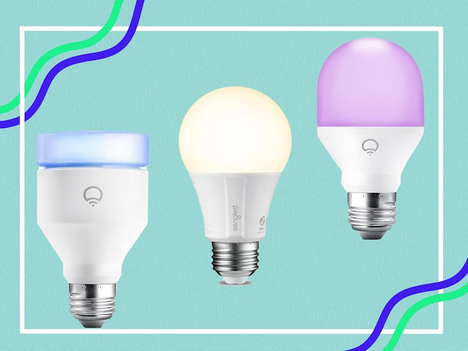 From colour-changing systems to bulbs you can control wherever you are, your living space will never be the same