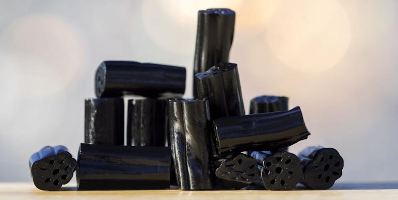 Experts Explain Why Black Licorice Could Be Bad for You