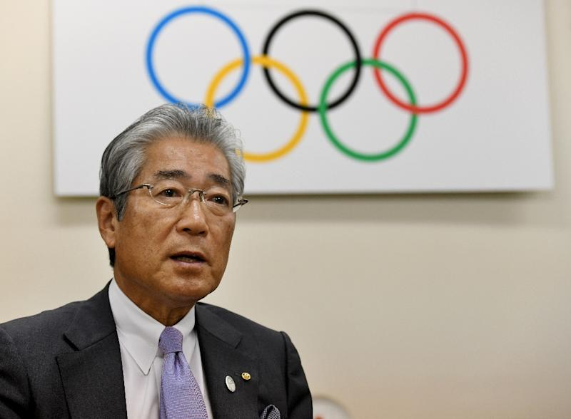 Tsunekazu Takeda, who masterminded Tokyo's 2020 bid, strongly denies the accusations