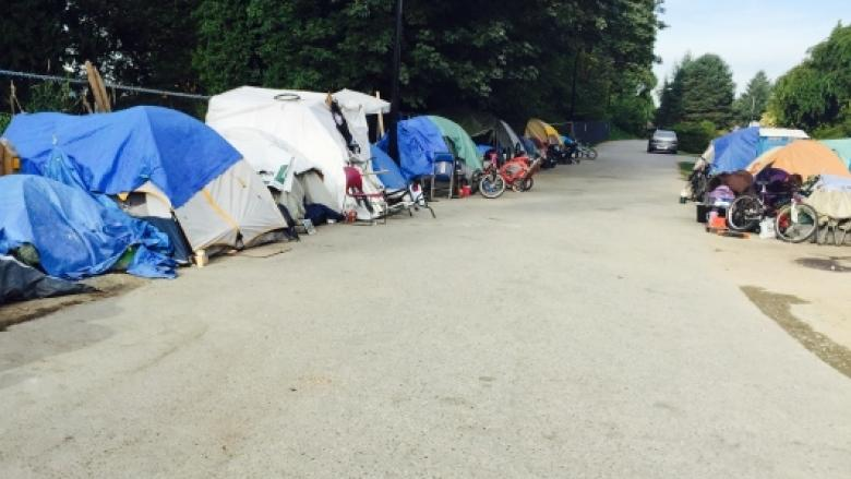 'Shocking' homeless count needs provincial help, says mayor
