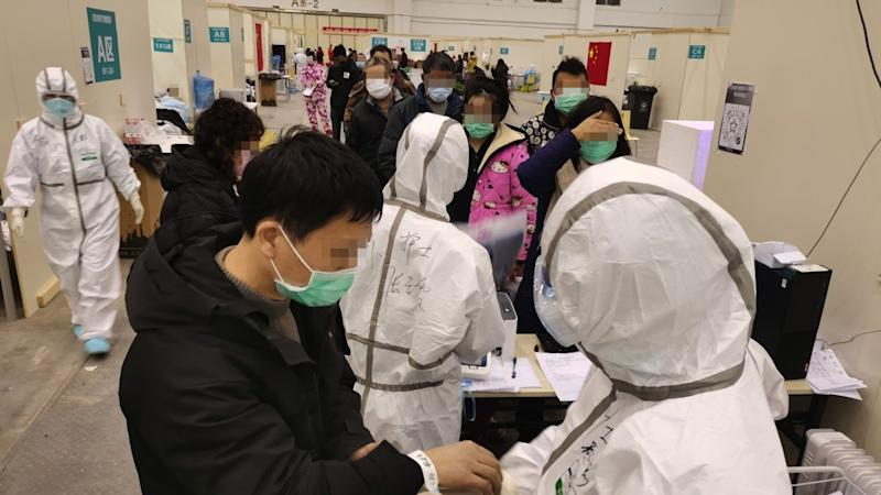 Online cries for help in a Chinese city under coronavirus siege