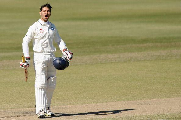 Naman Ojha was the least considered keeper during Dhoni's phase.
